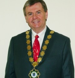 Tom Crosby Chairman Of the West Regional Authority