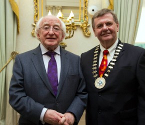 Tom-Crosby-Independent-Counsellor-Roscommon-Ireland-Meeting-President-Higgins