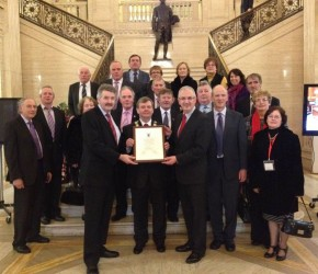 Tom-Crosby-Independent-Counsellor-Roscommon-Ireland-Visit-to-Stormont-November-2012